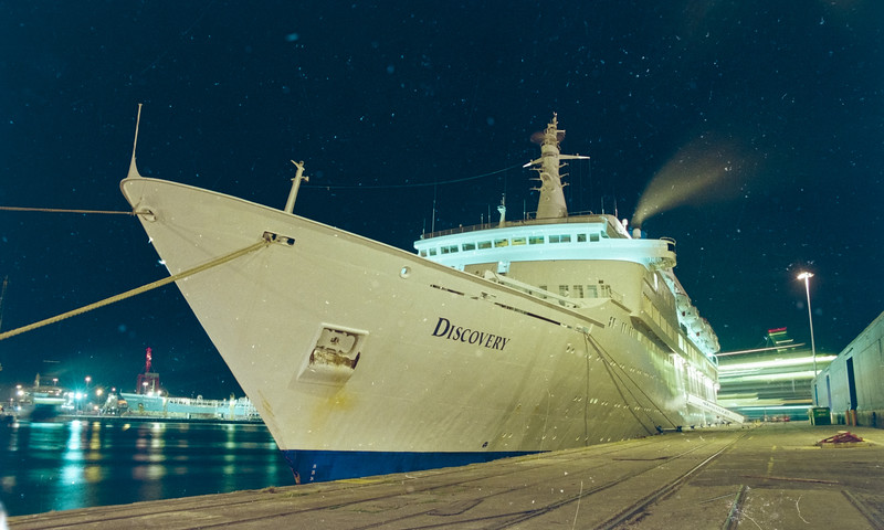 MV DISCOVERY at DUBLIN
