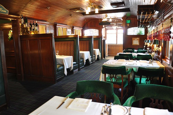 PACIFIC DINING CAR-CLEARED