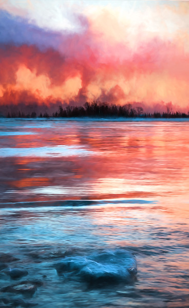 Georgian Bay Sunrise Impressions
