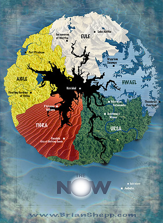 Map of the Now