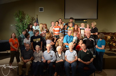 Kendrick Family Reunion 2013