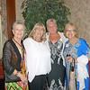 Andee Staley Plucinski '69, Melissa Miskell Walsh '69, Jackie Conroy '68, Lois Hamlin Weaver '70