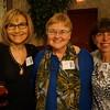 KC Vantine Zugger '72, Lyndie Vantine '70, Phyllis Morgan Miller '70