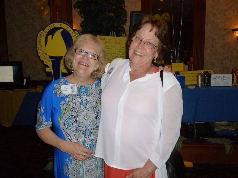 Lois Hamlin Weaver - Barb Miles both Class of '70