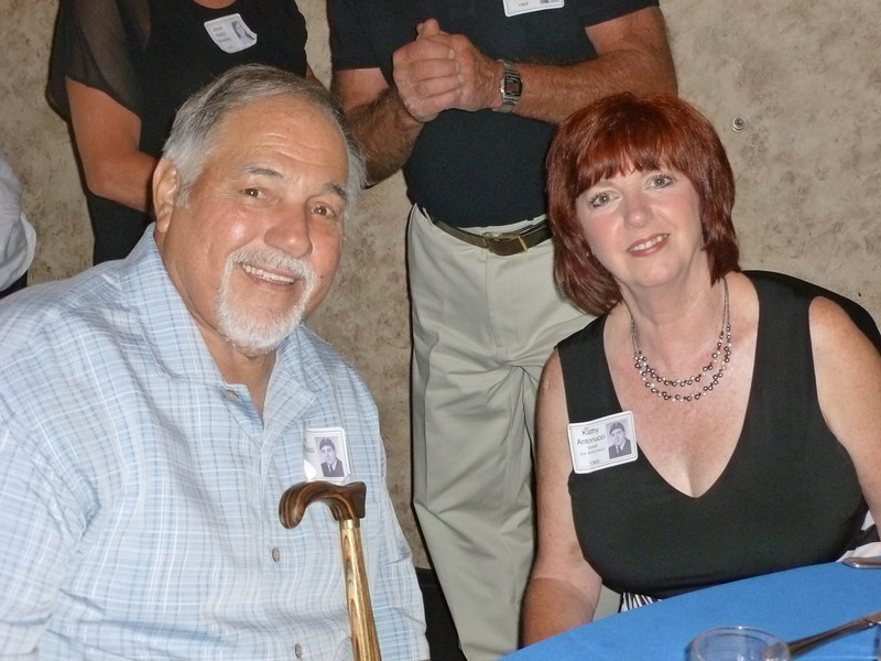 Joe Antonucci '69, Kathy Antonucci