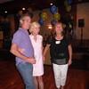 John Boyle, Nancy Carlson, Joyce Nablo Bradley '70