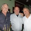 Chuck Fancourt '68, Tom Haage '71, and Craig Plucinski '70