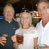 Knights Reunion Craig Plucinski, Colleen Boyle, John Boyle