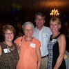 Betty Leitzen '73, Barb Sheehan Sweitzer '71, Mike Sheehan '70, Mary Ellen Sheehan