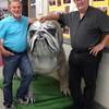 Bulldogs Ken Feld and Bob McGovern '70
