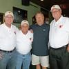 Knights Reunion Tom Wolff, Bill Caputi, Craig Plucinski, Dennis Myers