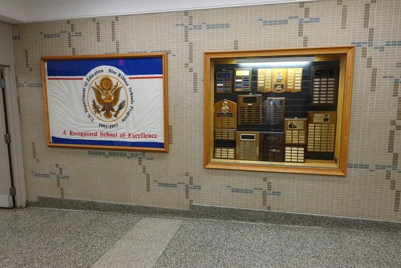 Foyer - Blue Ribbon School