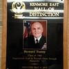 Bernie Bunny's plaque