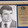 Bill Caputi Plaque…Class of '70