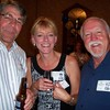 Mike Sheehan '70, Mary Ellen Sheehan, Bill Hochmuth '71