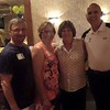 Committee Couples Carl Calabrese '70, Debi Drollinger Calabrese '71, Cathy Anker Grieco '70 and Sam Grieco '70
