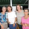 Knights Reunion Andee Staley Plucinski, Pam Brown, Sandra Shull SanFilippo, Char Barille Sardo
