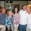 Knights Reunion Ron Kumm, Su Kumm, Andee Staley Plucinski, Kathleen MacCleverty, Gary MacCleverty, Craig Plucinski