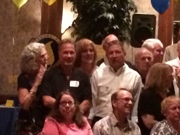 Sherry West Smith, Ron Kumm, Craig Plucinski, Jeanne Perrin, Carl Stevens, Sue Hurd Cuchinotta