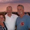 Kathy Knoll, Joe Dion '72, Donald Knoll '71