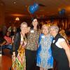 Andee Staley Plucinski '69, Kathleen MacCleverty, Lois Hamlin Weaver '70, Sue Nuchereno Ferguson '70