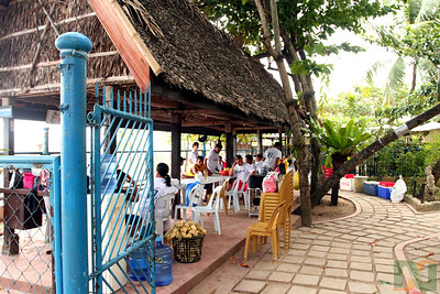 Oct 12, 2013 at Guanzon Beach, Naga City
