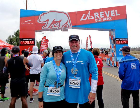 REVEL Big Bear Half Marathon October 14, 2018