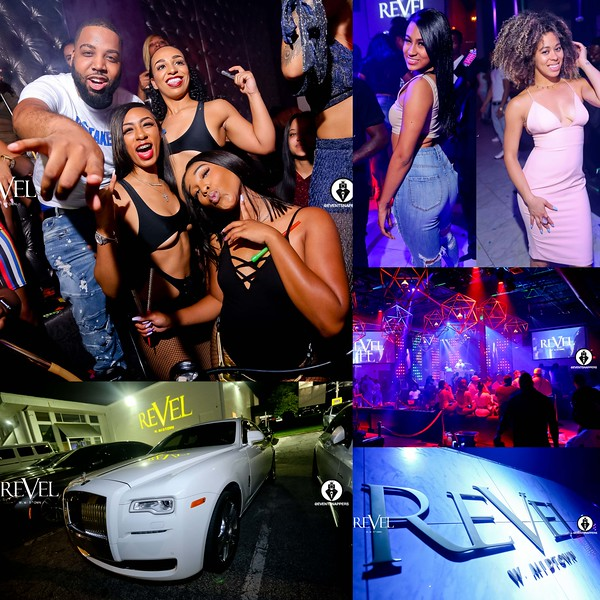 REVEL THURSDAYS @ REVEL NIGHTCLUB   7-19-18