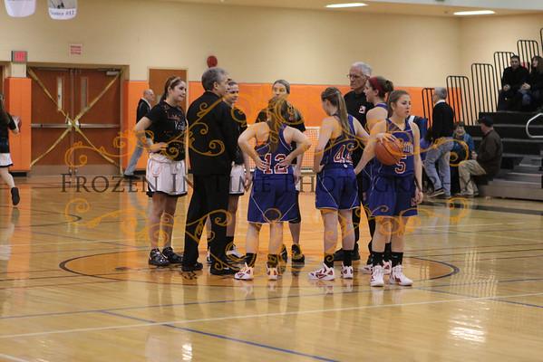 RFA Girls vs. New Hartford