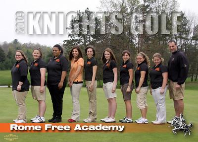 RFA Golf - Girls