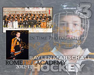 Player portraits 2012