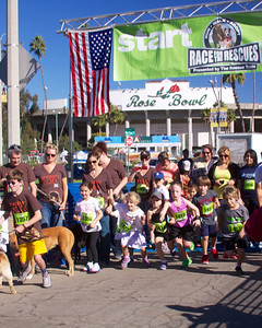 Race for the Rescues - 2013 RUNNERS