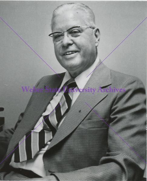 1953-1972 William P Miller (older) (candid)