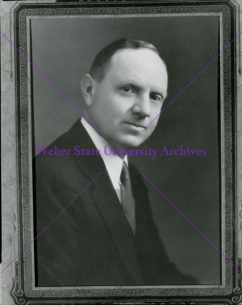 1919-1920 H Aldous Dixon (1st term)