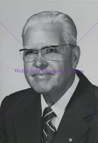1953-1972 William P Miller (older) (portrait)