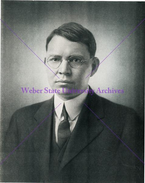 1914-1917 James L Barker