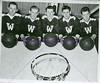 Basketball players circa 1935-1937