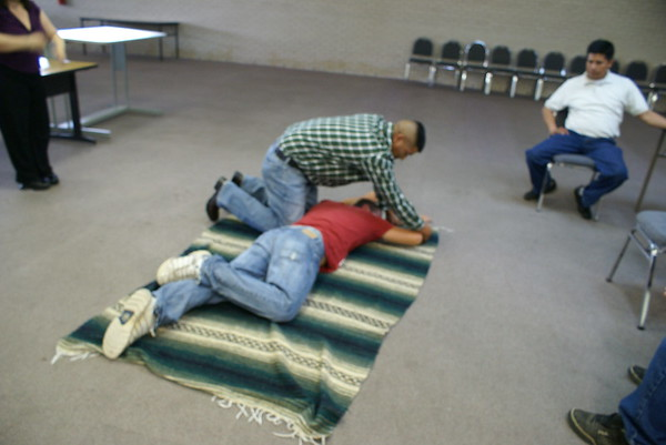 RHCA CPR Class