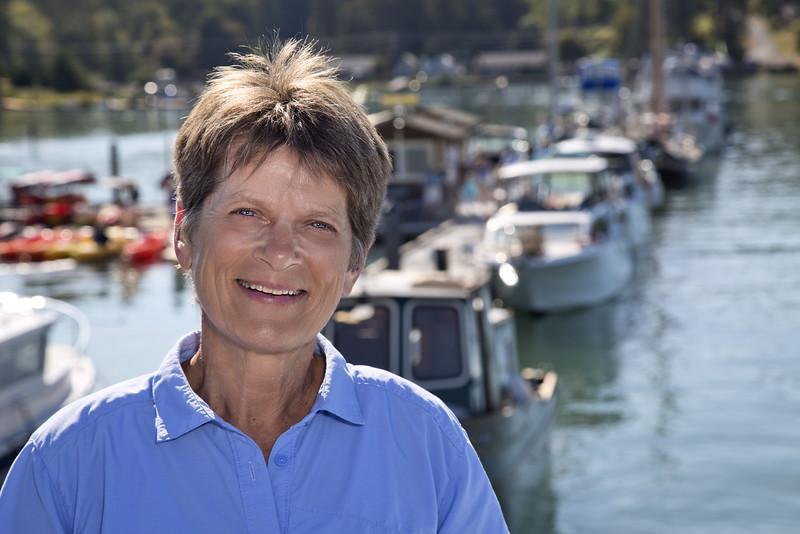 Cindy Sund Portrait
