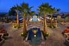 Hotel Encanto Fountain Pool and Cityscape