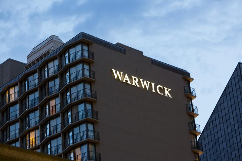 Warwick Twilight Exterior 1