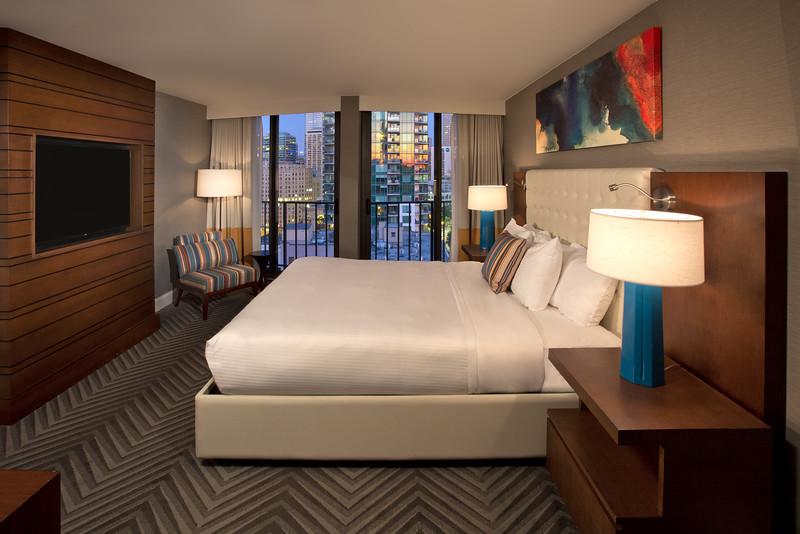 1902 Evergreen Suite Bedroom