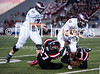 The Rowlett Eagles defeated the North Garland Raiders 45-6 on October 15, 2015 at Williams Stadium in Garland, TX.