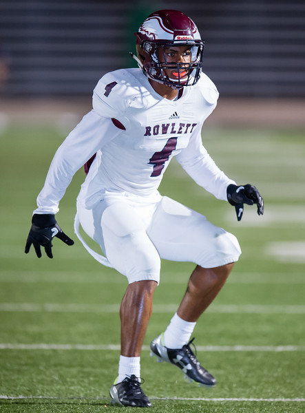 The Rowlett Eagles defeated the Fossil Ridge Panthers 28-23 at Dragon Stadium in Southlake, TX on September 16, 2016.  The Eagles move to 4-0 for the season an start district play next Friday.