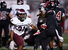 The Rowlett Eagles defeated the North Garland Raiders 42-7 at Williams Stadium in Garland, TX on September 23, 2016.  The Eagles move to 5-0 for the season and 1-0 in District play.