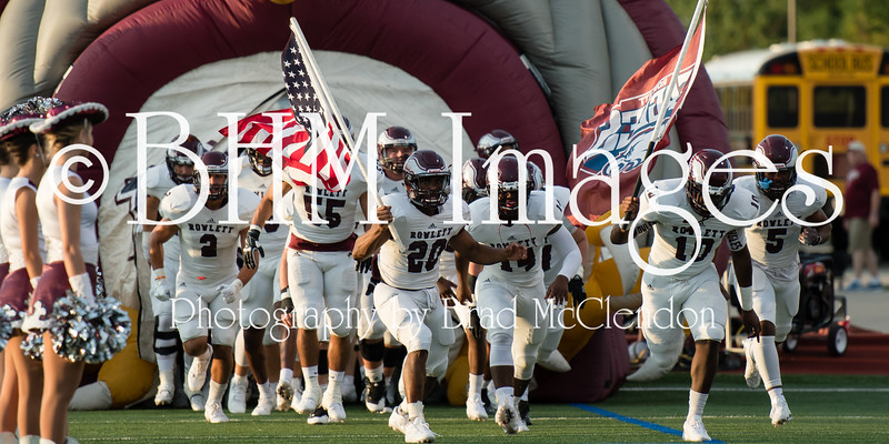 2016 Rowlett Eagles