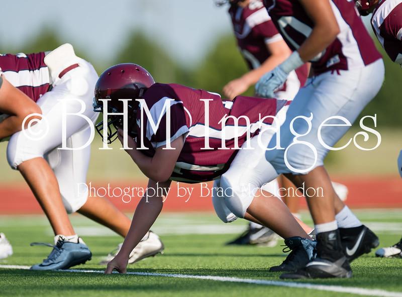 JV Eagle Football