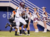 The Rowlett Eagles defeated the Rockwall Yellowjackets 48-41 to win the Lake Ray Hubbard Rivalry at the Cotton Bowl on September 8, 2017 in Dallas, TX