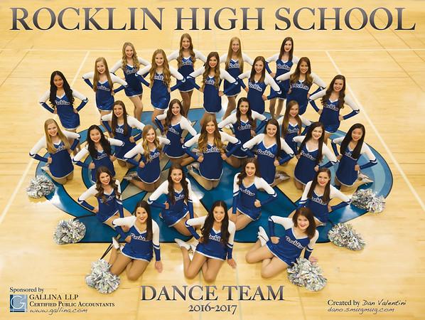 RHS Dance Team 2016