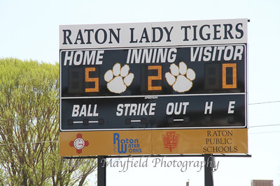 Raton v SF High-8007